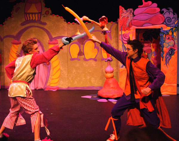 Origin Theatrical | The Seussification of Romeo and Juliet (one-act)